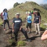 rinjani trek 3 days