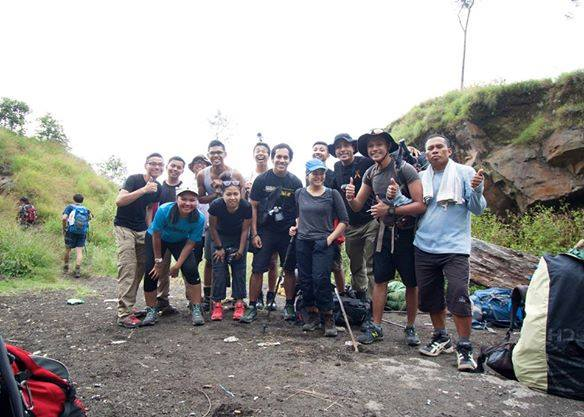 rinjani trek singapore and malaysian