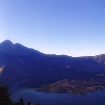 hiking mt rinjani