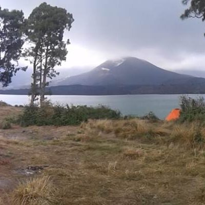 hiking rinjani